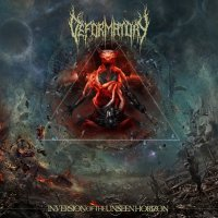 DEFORMATORY unleash first single off upcoming album -  Inversion of the Unseen Horizon - Out Sept 3rd